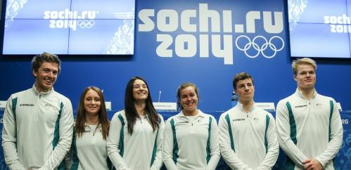 Cool to be a nerd: why the highly educated Australian Sochi team?