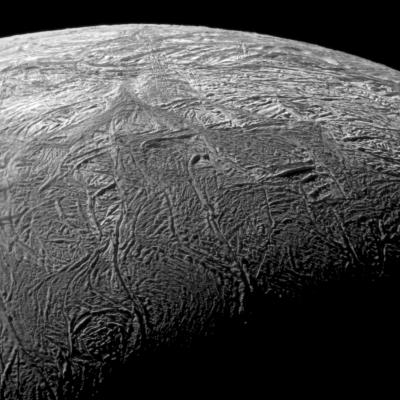 Cracks in Pluto's moon could indicate it once had an underground ocean