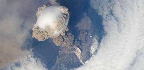 Crater creator uses explosions to find the secrets of volcanoes