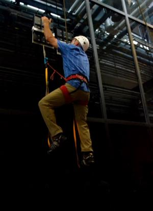 DARPA Z-Man program demonstrates human climbing like geckos