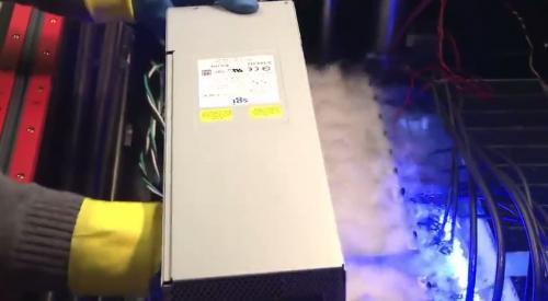 Intel, SGI test 3M fluids for cooling effects