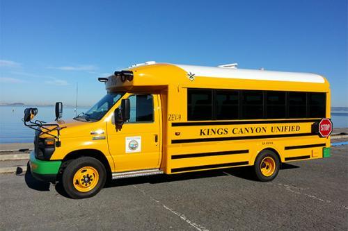 Diesel bus alternative