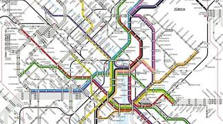 Does public transportation encourage suburban sprawl?