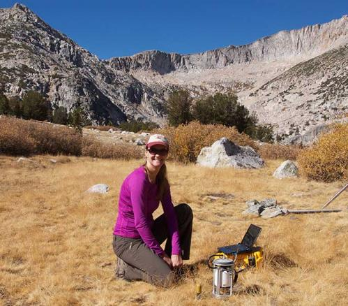 Drying Sierra meadows could worsen California drought