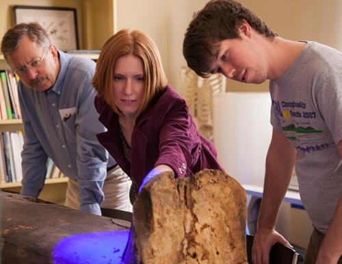 Egyptologist sheds light on Tulane mummies