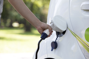 Electronic payment system will protect the privacy of customers recharging their electric vehicles