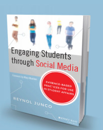 Engaging students through social media is focus of new book