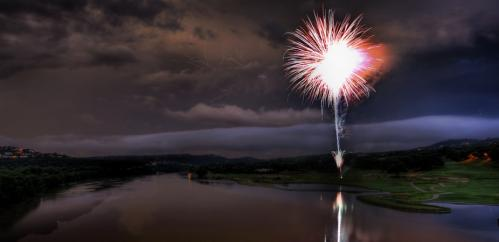 Explainer: the science of fireworks