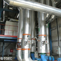 Exploiting the potential of geothermal district heating