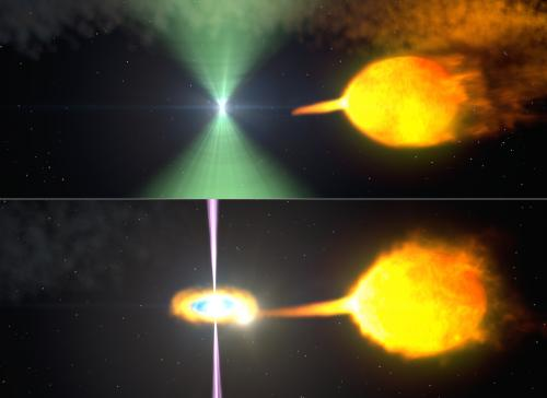 Fermi finds a 'transformer' pulsar