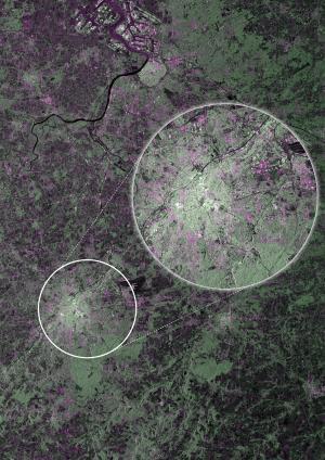 First radar vision for Copernicus