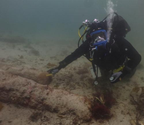 Flinders lecturer dives into archaeology's next frontier