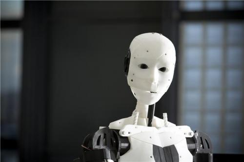 'Friendly' robots could allow for more realistic human-android relationships