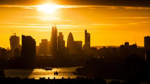 Future heat waves pose risk for population of Greater London