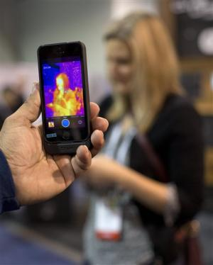 Gadget Watch: iPhone case lets you see heat