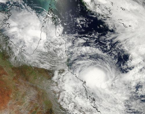 Gillian and Hadi spell double tropical trouble around Queensland