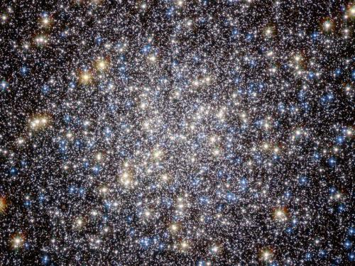 Globular clusters rotate at heart