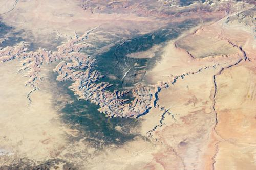Grand Canyon geology lessons on view