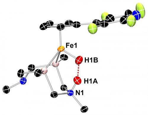 Halving hydrogen