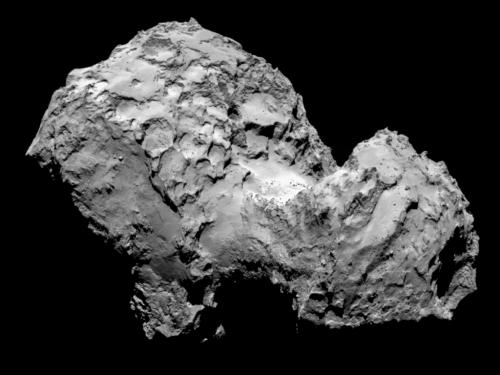 """""""Hello, comet!"""""""