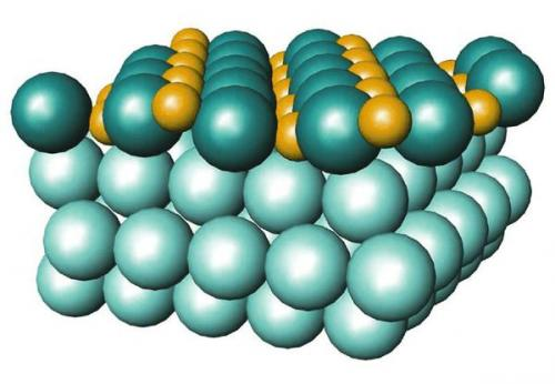 Faster X-ray technology observes catalyst surface at work with atomic resolution