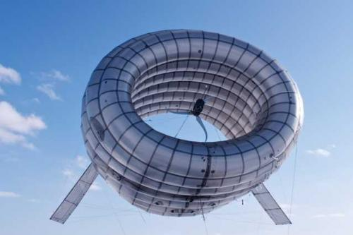 High-flying turbine produces more power
