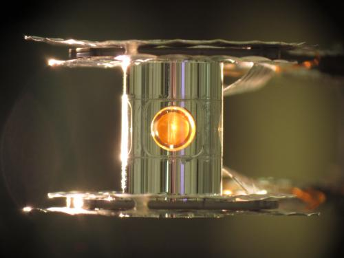 NIF experiments show initial gain in fusion fuel