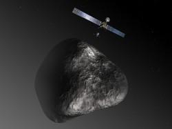 How Big is Rosetta's Comet?