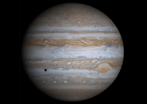 How Mighty Jupiter Could Have Changed Earth's Habitability