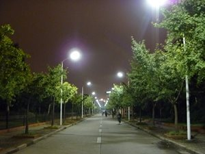How to prevent streetlight glare in the new world of LED lighting