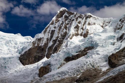 Human contribution to glacier mass loss on the increase