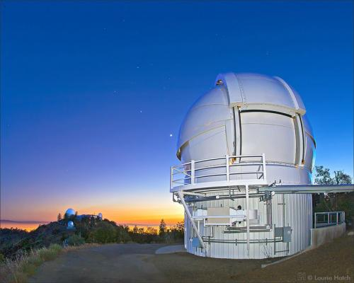 Lick's new Automated Planet Finder: First robotic telescope for planet hunters