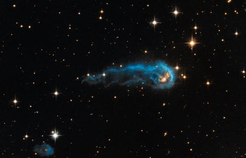 Image: Multiple protostars within IRAS 20324+4057