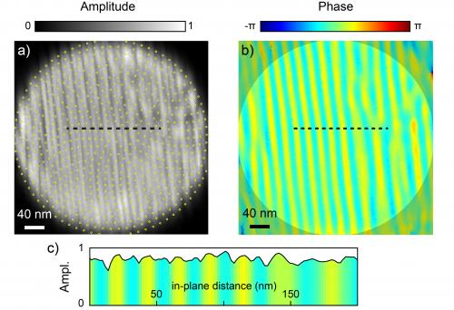 Imaging ferroelectric domains