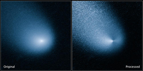 Interesting prospects for Comet A1 Siding Spring versus the Martian atmosphere