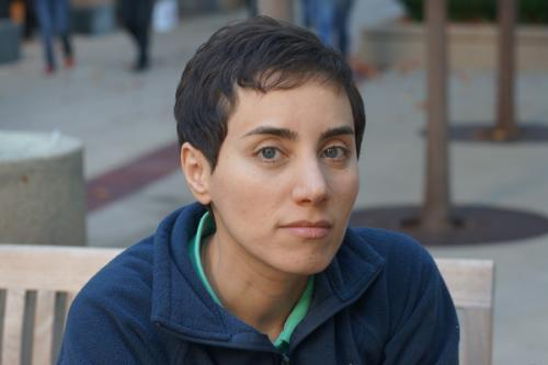 Iranian is first woman to win 'Nobel Prize of maths' (Update)