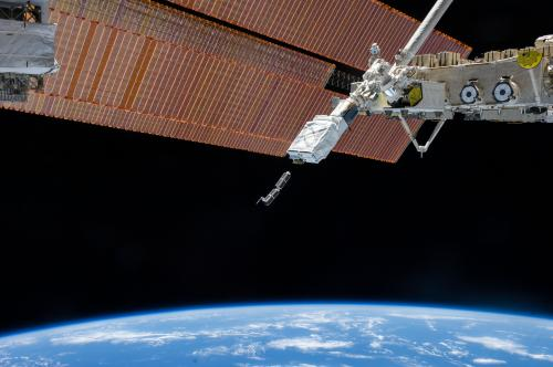 It's a march of the CubeSats as space station deployment continues