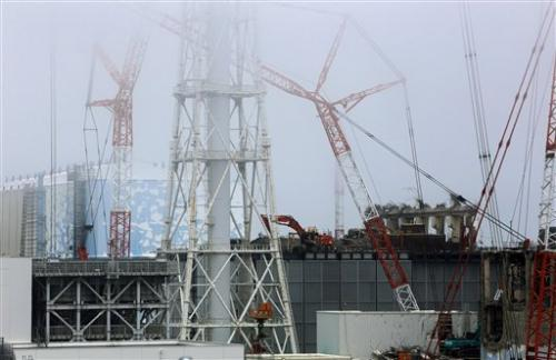 Japan sees future business in Fukushima cleanup