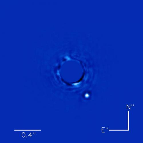 Gemini Planet Imager captures best photo ever of an exoplanet