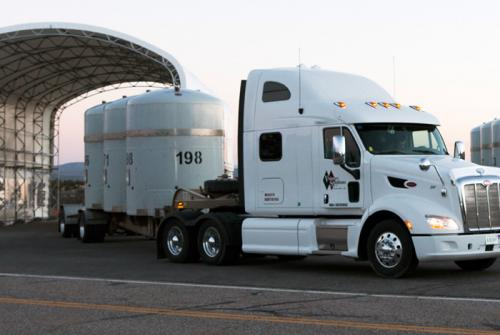 Los Alamos National Laboratory resumes transuranic waste shipments