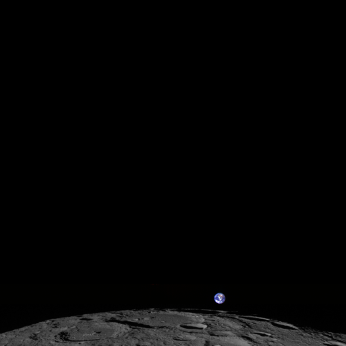 Lunar Reconnaissance Orbiter takes newest 'Earthrise' image