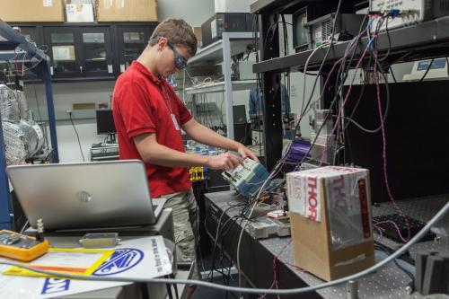 Measuring Gravitational Waves with eLISA