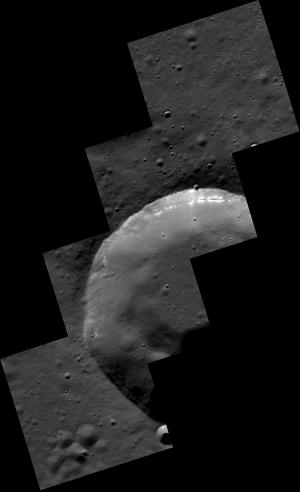 MESSENGER Surpasses 200,000 Orbital Images of Mercury