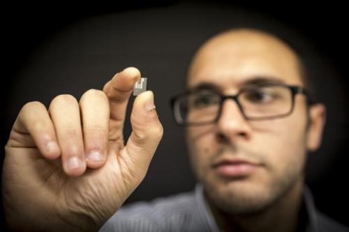 Micro-manufacturing breakthrough is wired for sound