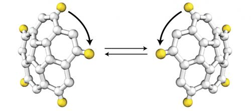 Mirror-image forms of corannulene molecules could lead to exciting new possibilities in nanotechnology