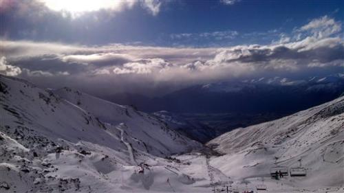 Missing from New Zealand's ski slopes? Snow