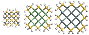 Mixing silicon with other materials improves the diversity of nanoscale electronic devices
