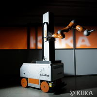 Mobile robot to boost aerospace production