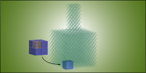 Nanoscale pillars could radically improve conversion of heat to electricity