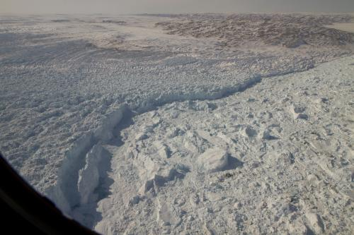 NASA data shed new light on changing Greenland ice
